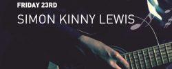 23RD SIMON KINNY LEWIS